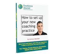 Free ebook - How to set up your new coaching practice