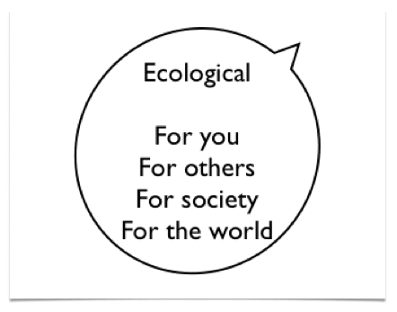 Ecological goals