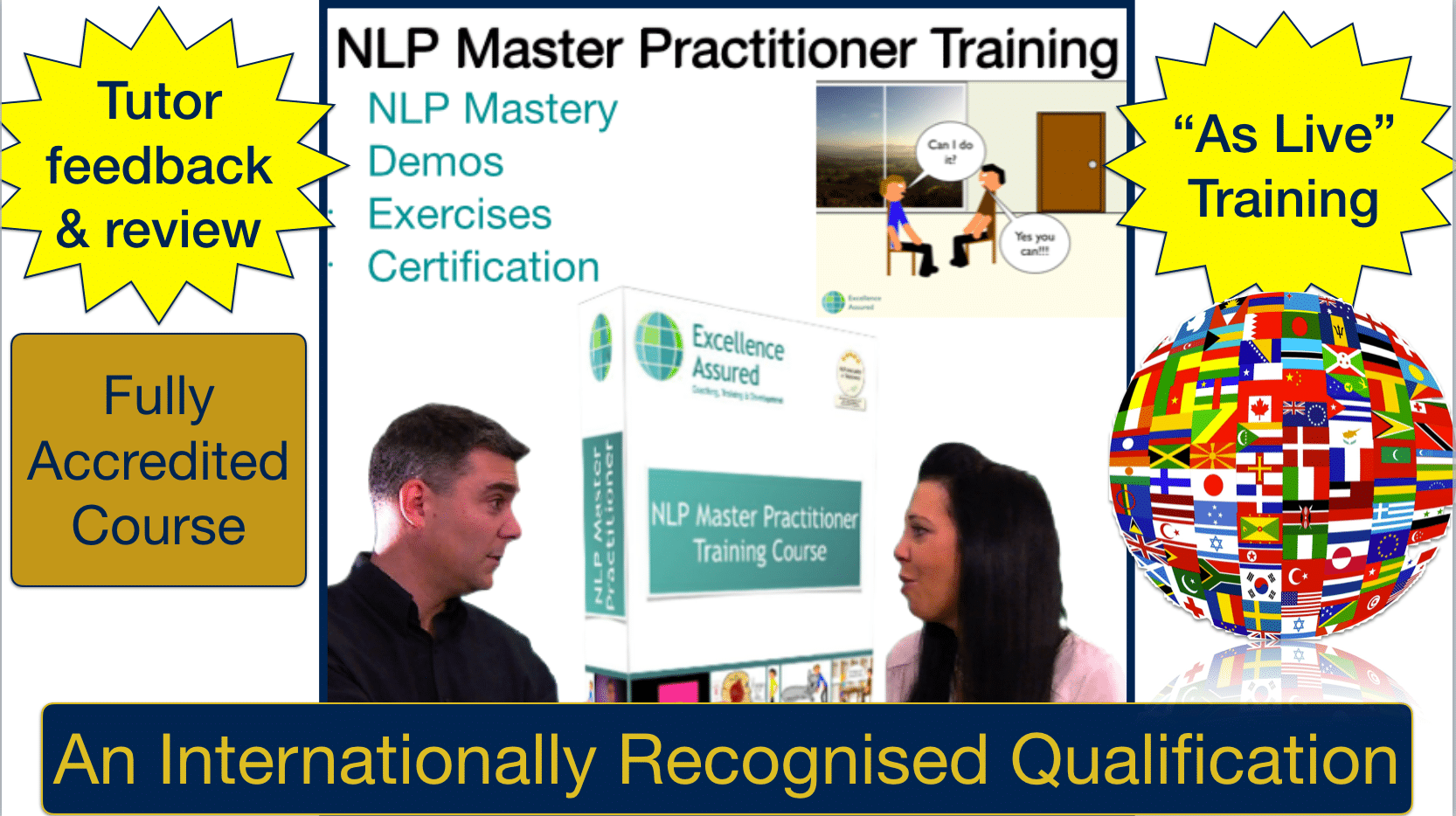 NLP Master Practitioner Training Course - International