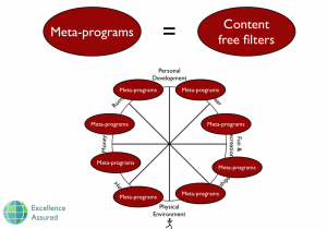 NLP Meta-programs
