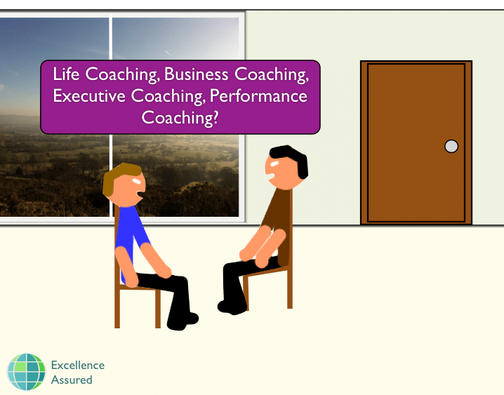 Choosing coaching services