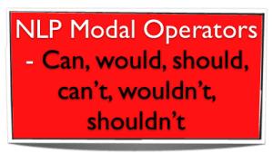 NLP Modal Operators