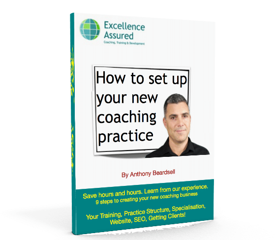 Free Ebook How to set up a coaching practice