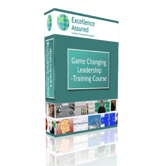 Game Changing Leadership Training Course