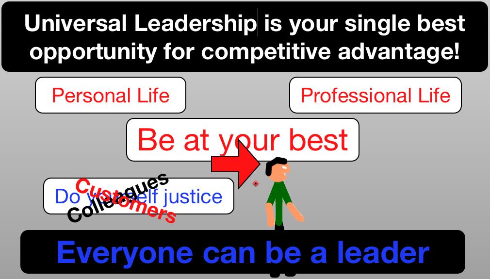 Universal Leadership