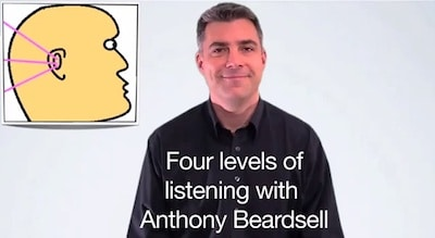 Four levels of listening – improve your listening skills