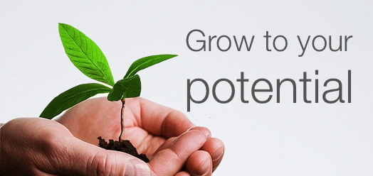 Grow to your potential