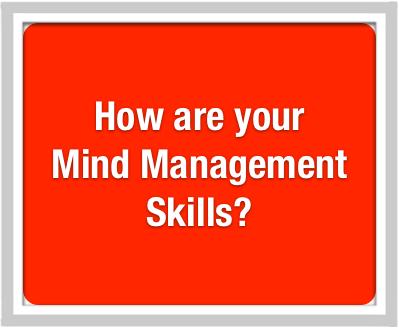 Mind Management Skills