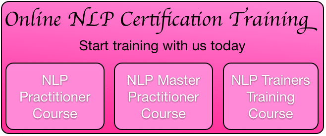 NLP Certification Training Courses