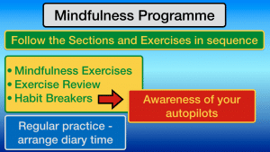 Mindfulness Mind Management Programme