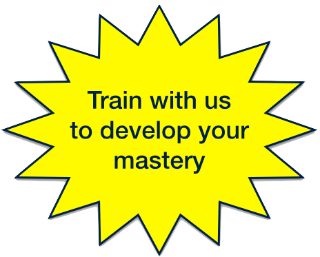 Develop your mastery
