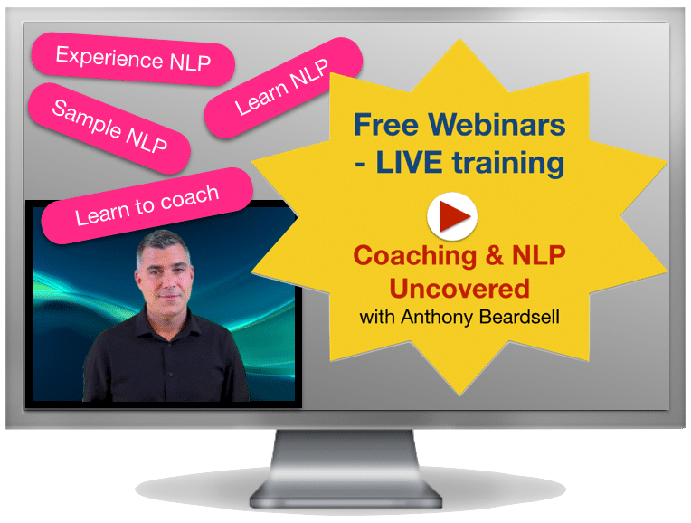 Webinar – What is NLP? How can it help me?
