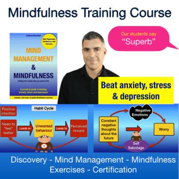 Mind Management & Mindfulness Training Course