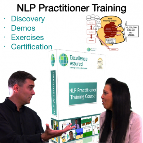 NLP Practitioner Course - certification training course
