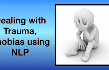Deal with trauma using NLP