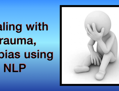 How to deal with trauma and phobias using NLP – Webinar