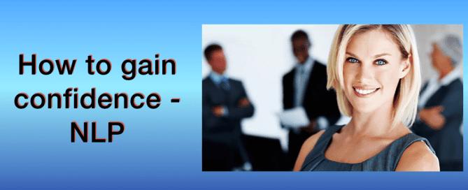 Build confidence using NLP