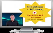 NLP & Coaching free webinars