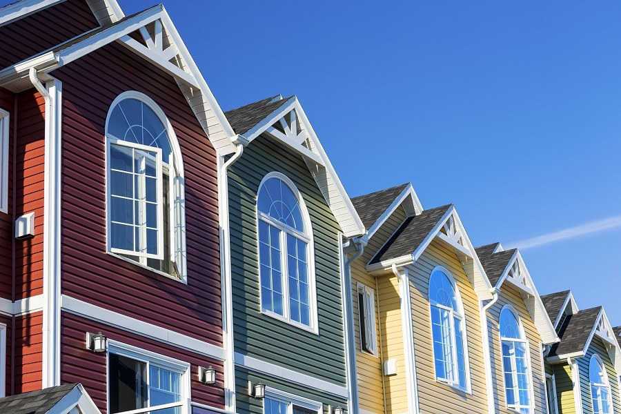 townhouses