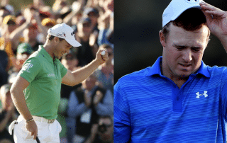 Willet & Spieth at the Masters
