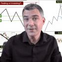 Anthony Beardsell presenting trading training