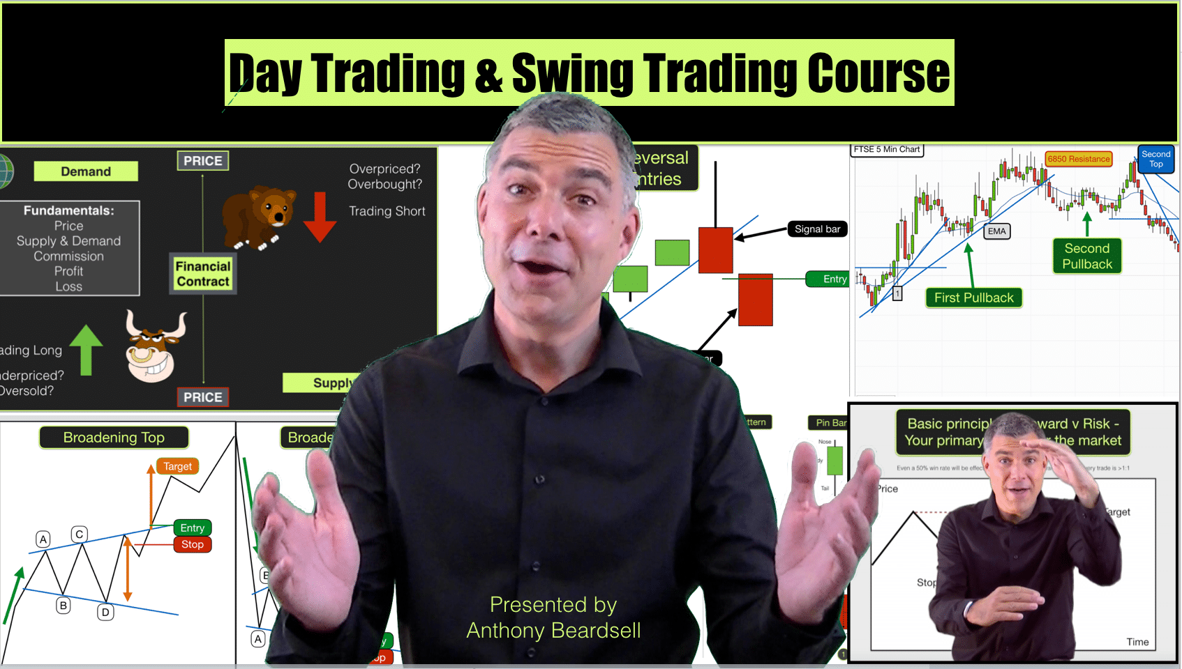 Online Trading Course - Trading Training