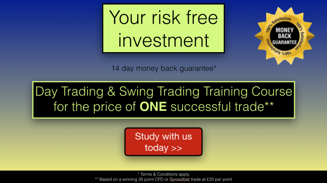Online trading training
