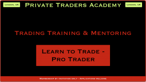 Private Traders Academy