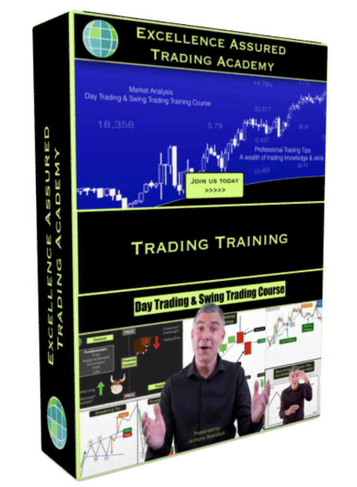 Trading Training Course box