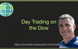 Day trading on the dow