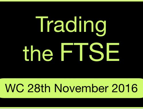 Trading the FTSE | Week Commencing 28th November 2016