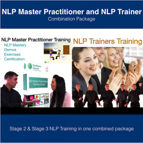 NLP Master Practitioner and Trainers Course Combination ...