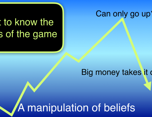Trading Secrets – Don't believe what you see, get to understand the rules of the game