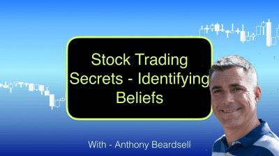 Trading secrets identifying beliefs