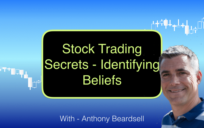 Trading secrets identifying beliefs