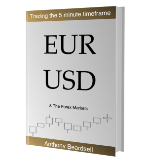 Free Trading ebook - EUR/USD trading the 5 minute timeframe