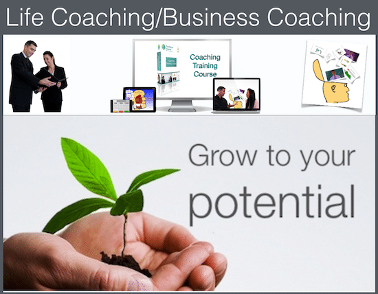 Life Coaching & Business Coaching Training