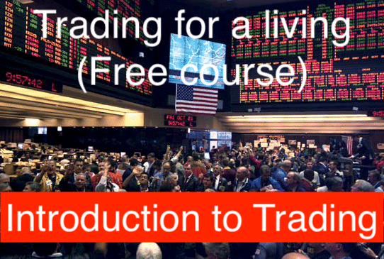 Free Trading Course - Introduction to Trading