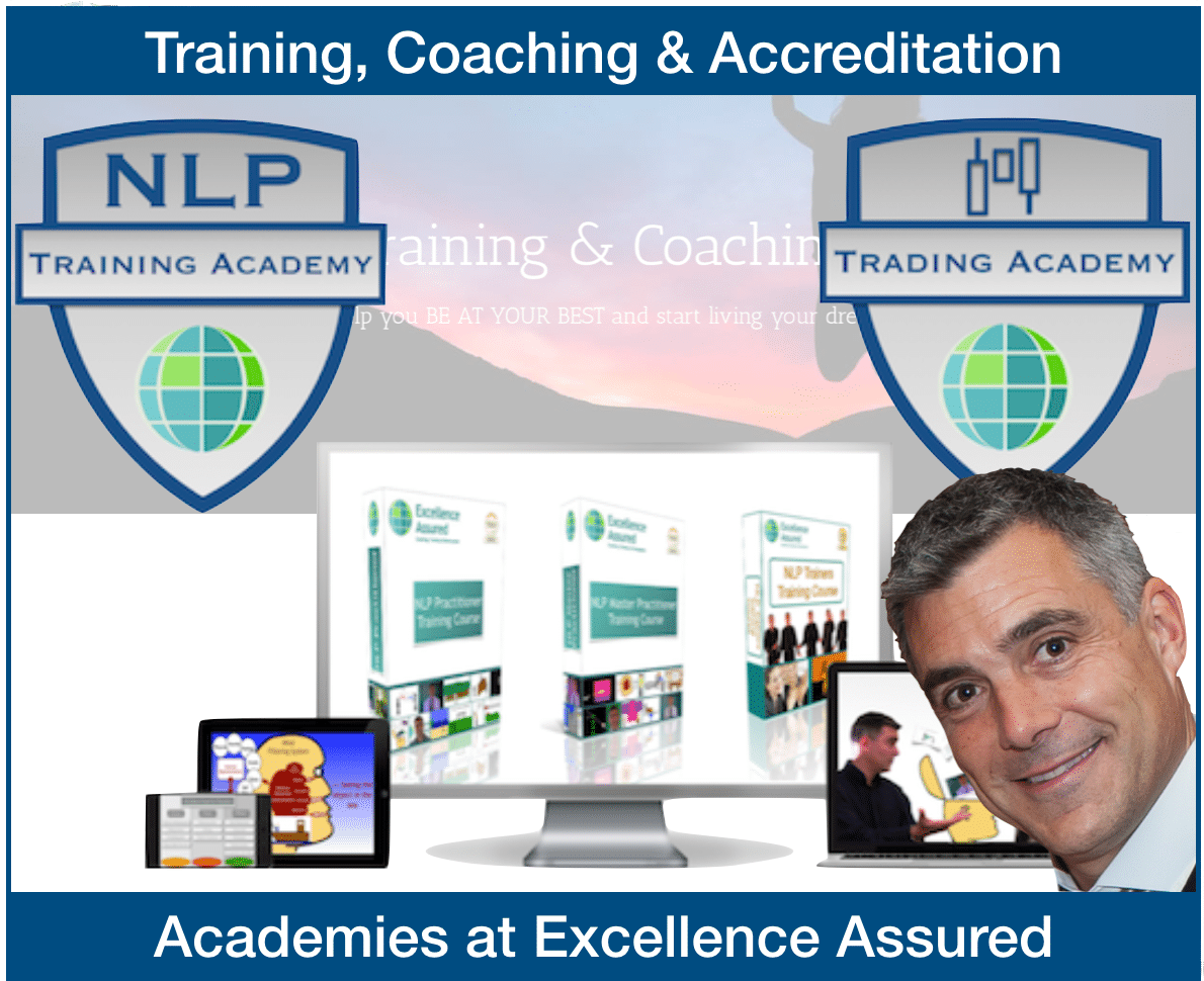 NLP training | Coaching | Trading courses