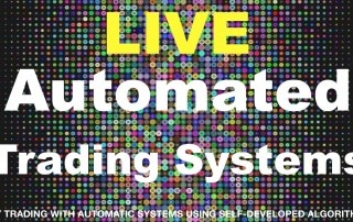 Automated Trading Systems - Live Day Trading
