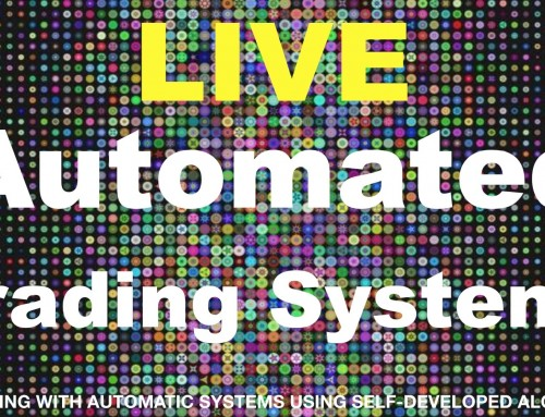 Trading with an automated system – Using IG and ProRealTime (Live Trading Week 1)