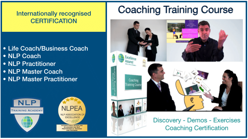 International Coach Training Course - NLP Training Academy