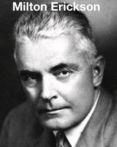 Milton Erickson - Milton Model (NLP)