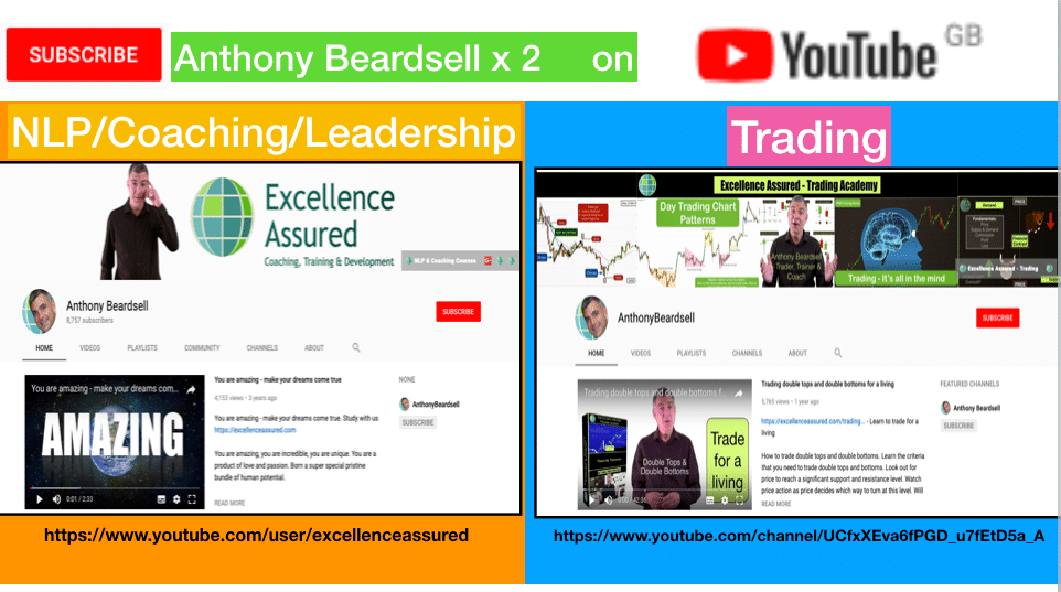 Watch Anthony Beardsell x 2 on Youtube