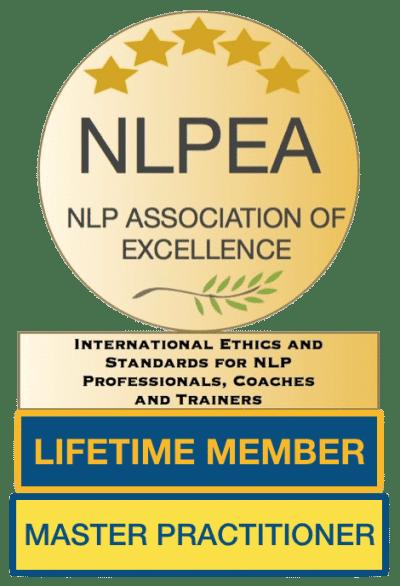 NLPEA Lifetime Member - Master Practitioner