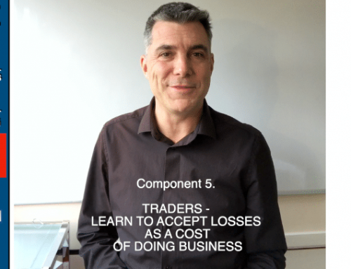 Successful traders (Part 5) – Learn to accept losses as a cost of doing business