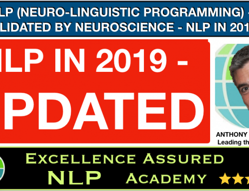 NLP (Neuro-Linguistic Programming) – validated by neuroscience – NLP updated in 2019