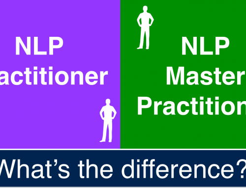 The difference between an NLP Practitioner/NLP Master Practitioner