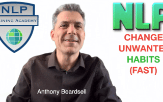 NLP Change unwanted habits fast