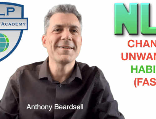 Change unwanted habits with NLP (fast)